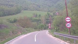 Selo Crni Vrh, Kalna, Vrtovac, Balta Berilovac - Stara planina