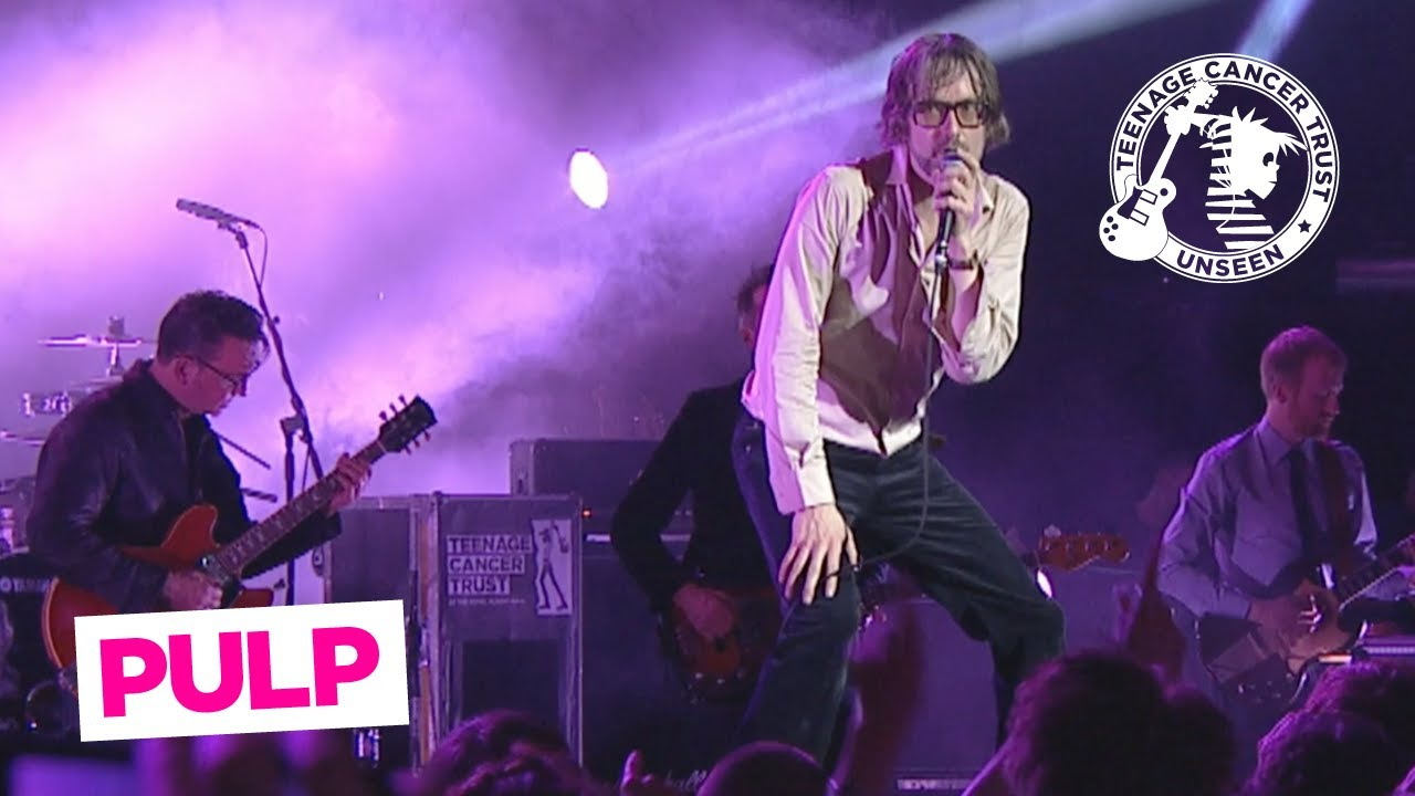This Is Hardcore - Pulp Live