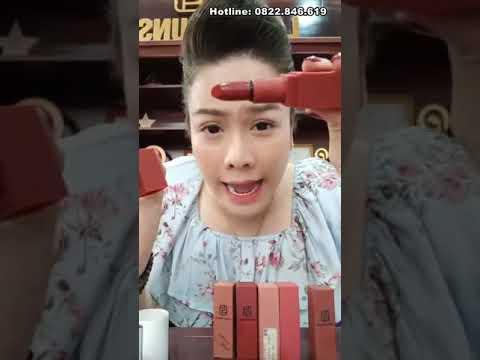 Nhật Kim Anh Đánh Vật Với Son Hót Laura Sunshine Vừa Cập Bến