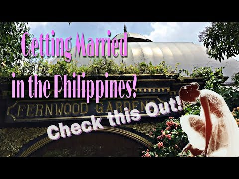 Fernwood Gardens Quezon City, Best Wedding Venue in the Philippines | (Travel Life, Vlog 19)