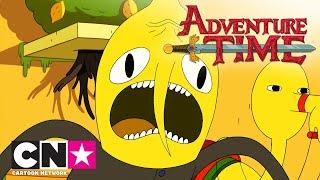 Pora na przygodę! | Najzabawniejsze napady złości Cytryndora | Cartoon Network