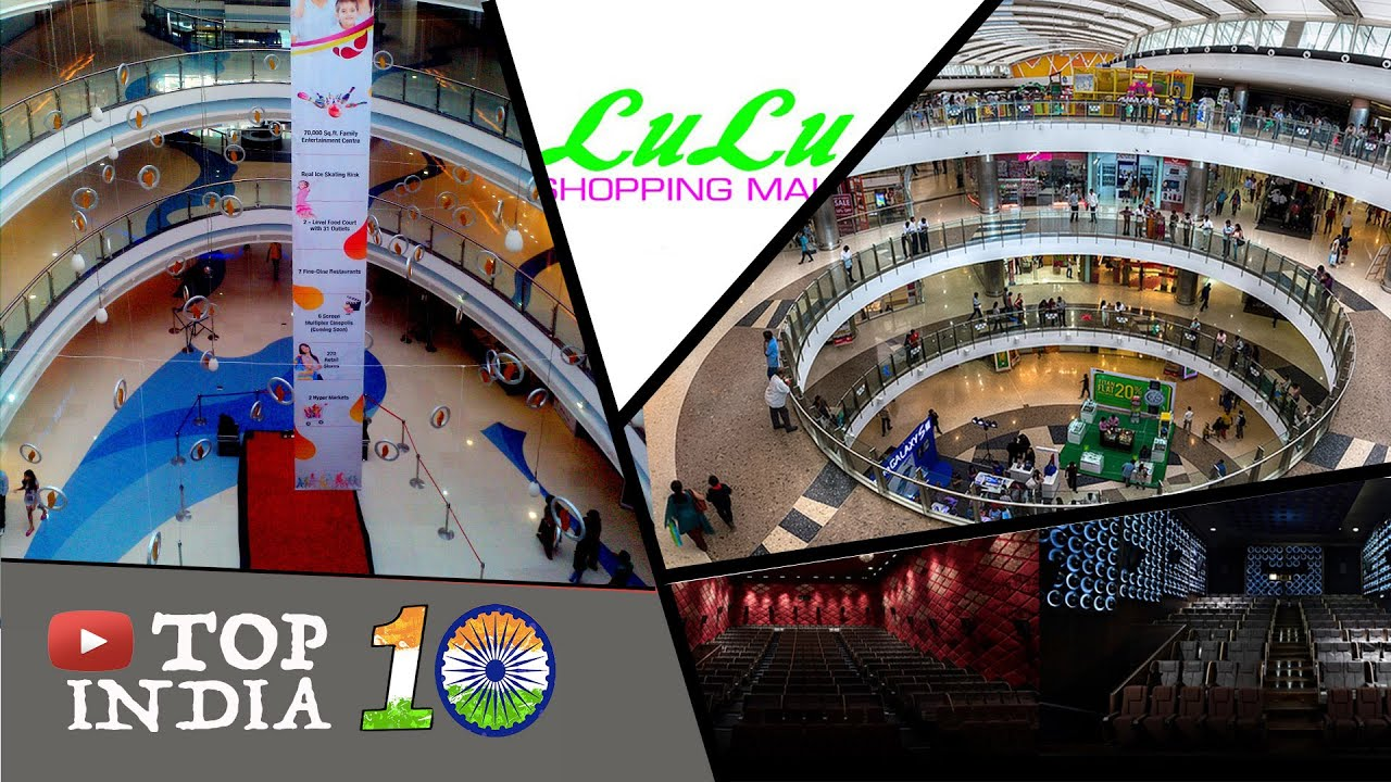 Segmentation of mall shoppers in india