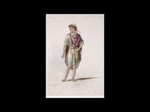 "Charles Gounod - POLYEUCTE - Barcarolle: ""Nymphes attentives"" (Nicola Amodio)"