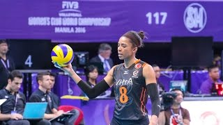 Rachael Adams - Eczacıbaşı VitrA | FIVB Volleyball Women's Club World Championship 2016