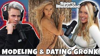 SI Swimsuit Model Camille Kostek on Dating Super Bowl TE Rob Gronkowski   Livin' Large Ep. 22