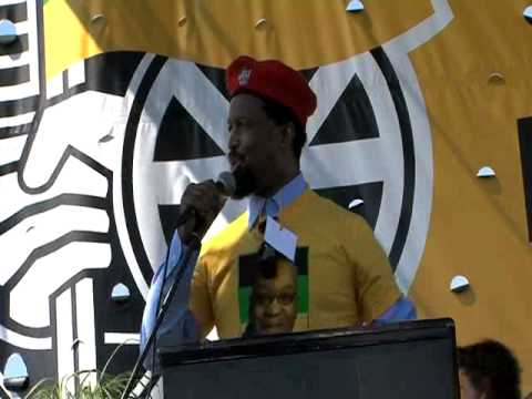 Sello Maake ka Ncube endorses the ANC Western Cape