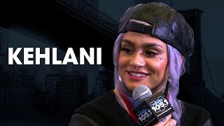 Kehlani On Speaking With Puff & Nas, Performance At Powerhouse + Living in NYC