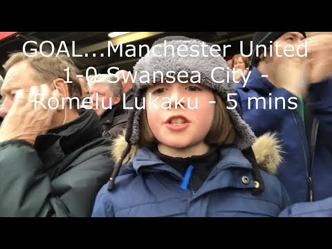 Manchester United v Swansea City | Match Day Vlog | Premier League | 31.03.2018