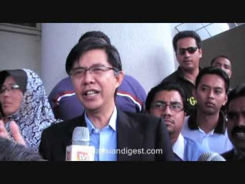 Tian Chua Explains What Happened in High Court
