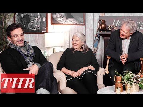 Jon Hamm, Geena Davis, Tim Robbins, Lois Smith on 'Marjorie Prime' | Sundance 2017
