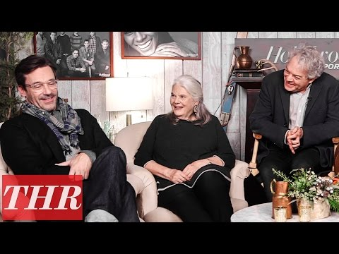 Jon Hamm, Geena Davis, Tim Robbins, Lois Smith on 'Marjorie Prime'  Sundance 2017