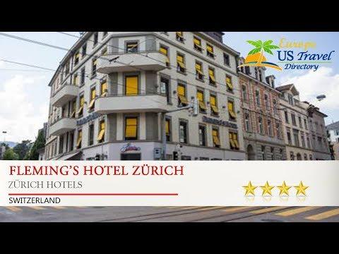 Fleming's Hotel Zürich - Zürich Hotels, Switzerland