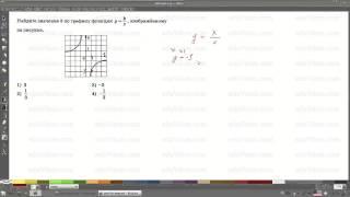 подготовка к ГИА ОГЭ 2015 по математике задание №5 - 5.9 #5