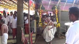 Sahasra Kalasabhishekam at Kaverikkad Sree Dharma Sastha Temple.