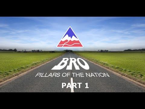 Border Roads Organisation Part - 1