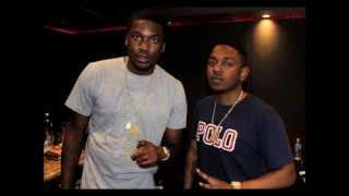 Meek Mill Disses Kendrick Lamar (Ooh Kill em) CDQ [2013]