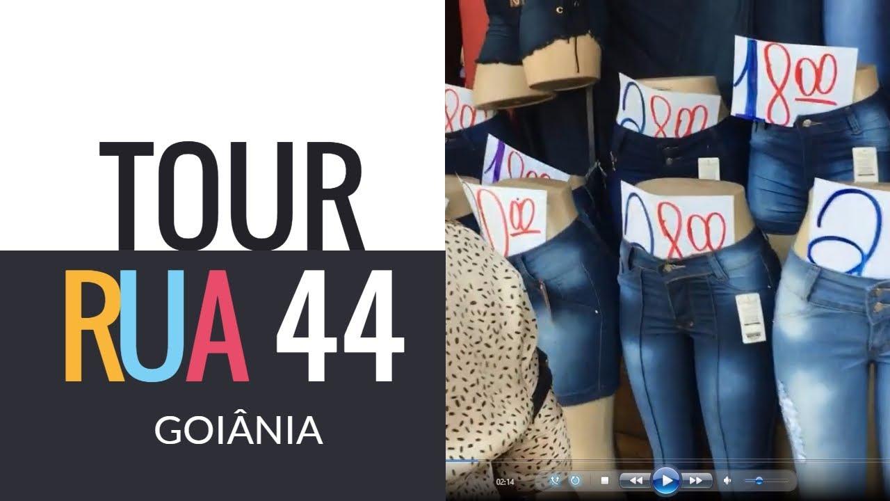 80475fc52 TOUR RUA 44 GOIÂNIA - YouTube