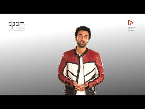Ranbir Kapoor Anti Piracy