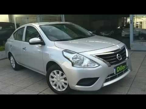 Nissan Versa 1 6 Advance Mt 2017 Diler Automoviles