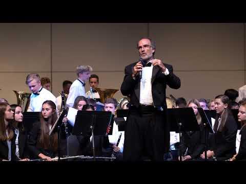20181023 Concert Band 1 WLHS