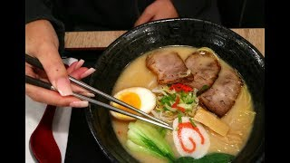 Kenzo Ramen, Hamilton Review #Gallivanting | ChrisDeLaRosa.com thumbnail