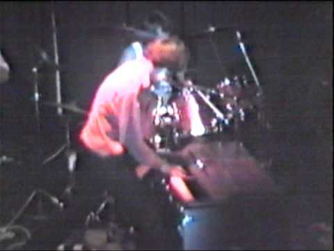 A Simon Ford original tune 'Last Ditch' Live from the Hibernian Oct 1992