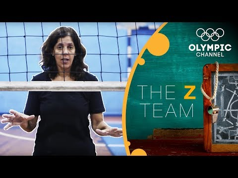 Olympic Legend Jackie Silva Faces A Coaching Challenge With A Brazilian Volleyball Team | The Z Team