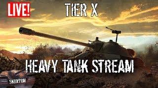 Tier X Heavy Tanks - Live - Wot Blitz