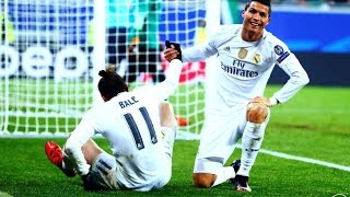 Победный Гол Бэйла FC Реал Мадрид 1-0 FC  Манчестер Сити 04.05.16 | Лига чемпионов  1/2
