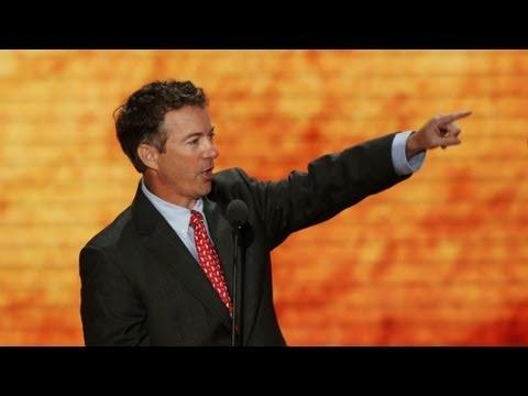 Rand Paul slams Romney on Syria