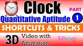 Clock 1 Aptitude interview questions papers and answers online videos lectures preparation tips