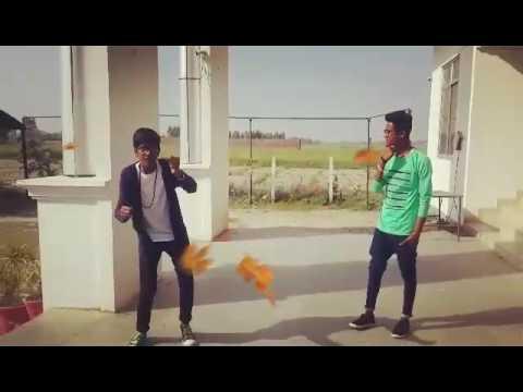 Koi Ishara song by Kishu_AKA_CraKer and pradeep dance