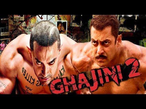 GHAJINI 2 - Amir Khan - Salman Khan - HINDI MOVIE - BOLLIWOOD की सबसे बड़ी मूवी COMING SOON