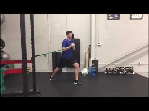 Off Season Golf Strengthening Ι Pallof Press