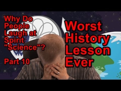Worst History Lesson Ever (WDPLaSS 10)