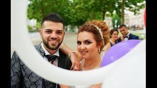 Свадбено тържество на Албена и Мустафа - част 1