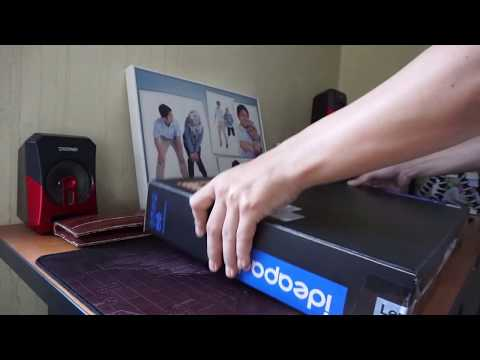 Unboxing Asal Lenovo IdeaPad L340 Gaming