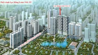 Chung Cư Lạc Hồng Lotus N01-T5. LH 0937809191