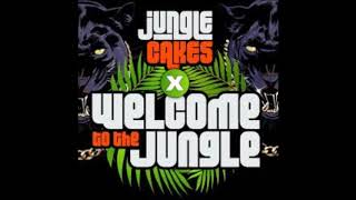 Welcome To The Jungle - D&B X Jungle 2018