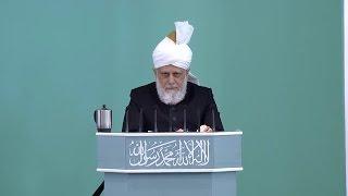 Freitagsansprache 1. Mai 2015: Khalifatul Masih II - Perlen der Weisheit