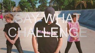Baixar SAY WHAT DANCE CHALLENGE @DavidMooretv | XtianKnowles