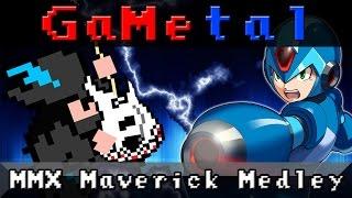 Mega Man X Maverick Medley - GaMetal