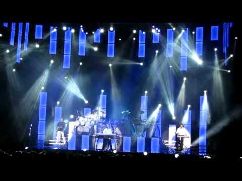 Risveglio + Terry B Acustica (Pooh Live Tour 2009 Firenze)