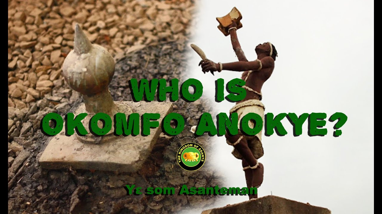 Download WHO IS OKOMFO ANOKYE?
