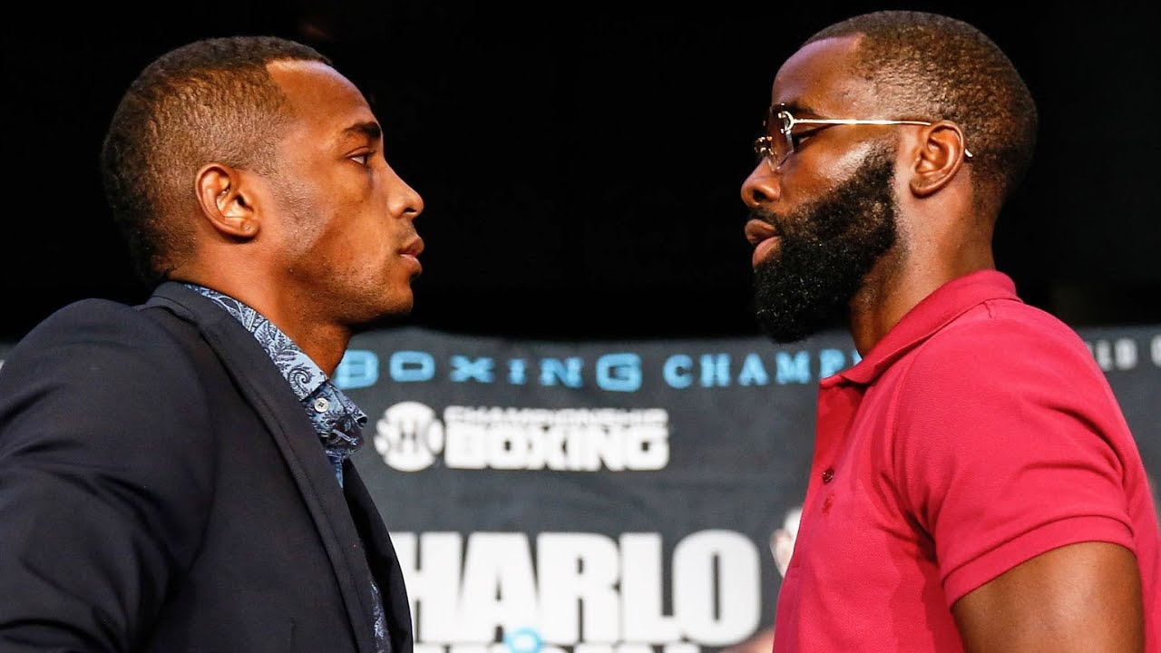 Erislandy Lara vs. Terrell Gausha | October 14 on SHOWTIME ...