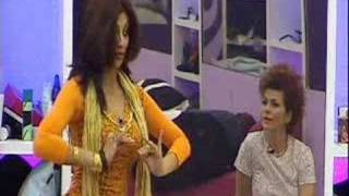 Celebrity Big Brother - Shilpa Shetty Compilation Day 9