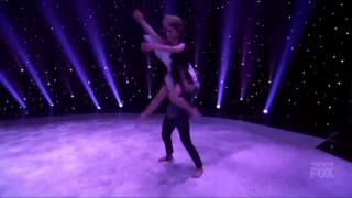 Gaby and Nepune received a standing ovation from judges- SYTYCD season 12