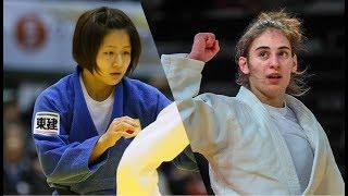【柔道】やはり芳田 司は強い!女子57kg級 『芳田 司 vs ノラ・ヤコバ』【凄技】Tukasa Yoshida vs nora gjakova judo
