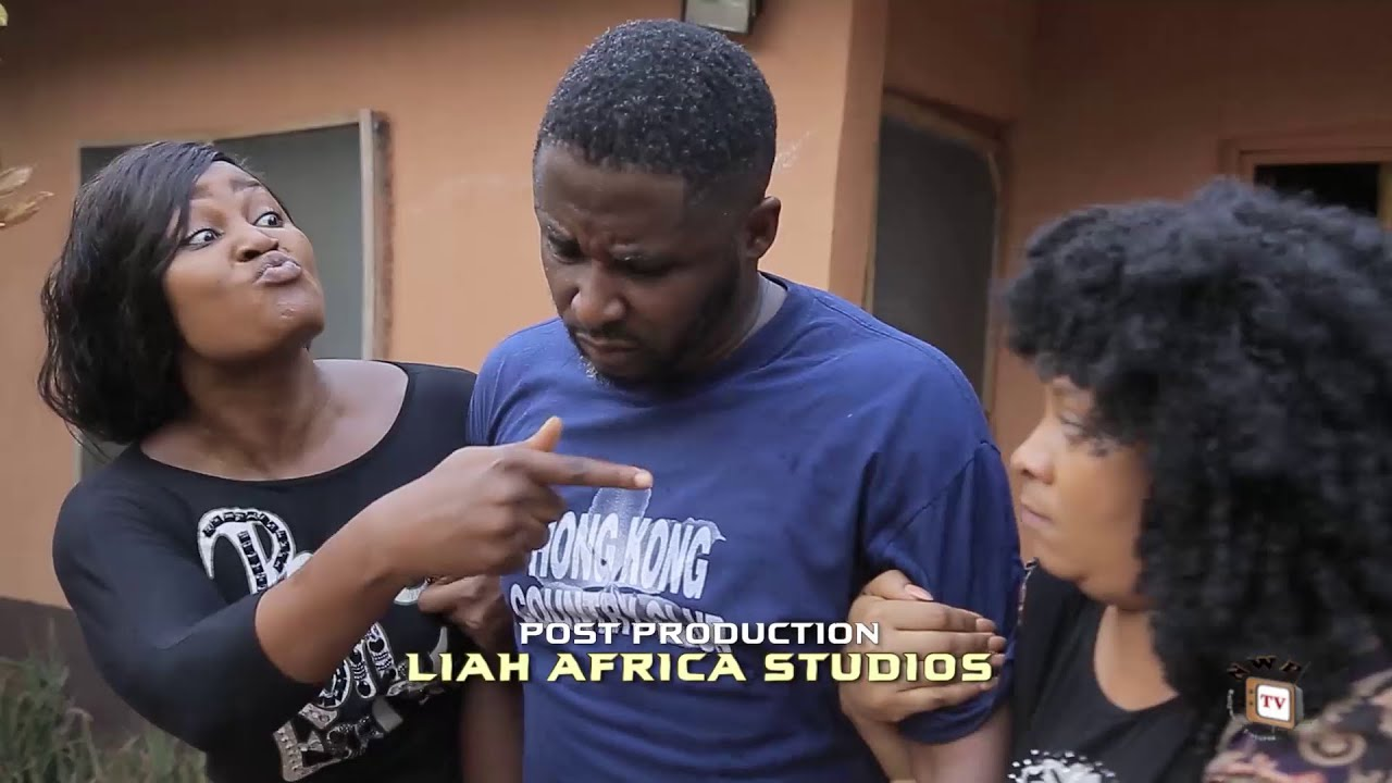 Download MY TWO WIVES (New Hit Movie) - 2020 Latest Nigerian Nollywood Movie