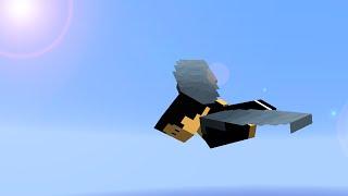 видео Как летать в майнкрафте на элитрах 1 12 2